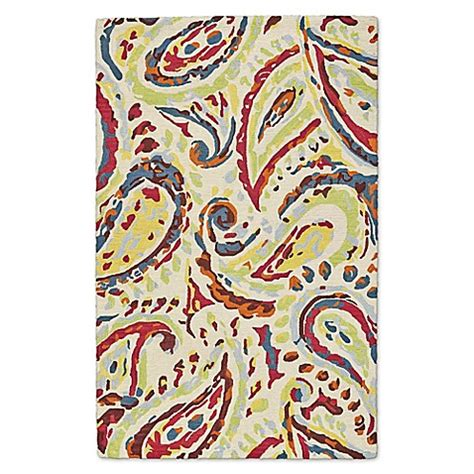 12 x 15 outdoor rug buy feizy lonni paisley 12 foot x 15 foot indoor outdoor multicolor area rug from bed bath beyond