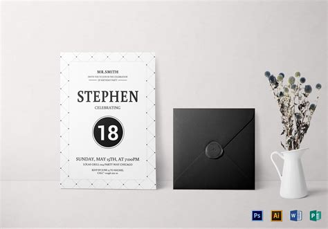 18 birthday invitation templates parents consent letter