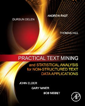 handbook of statistical analysis and data mining applications second edition books author spotlight gary miner scitech connect scitech