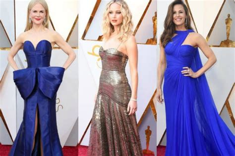 Styles Best Dressed At The Oscars by All The Best Dressed From Academy Awards 2018 89557