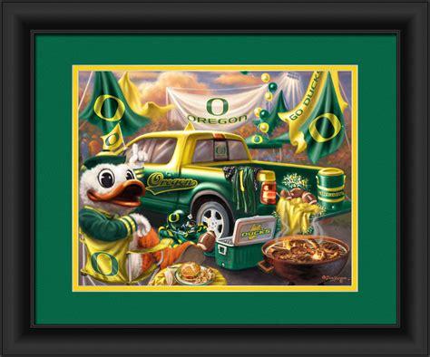 tailgate fan shop coupon of oregon ducks quot tailgate celebration quot 15x18