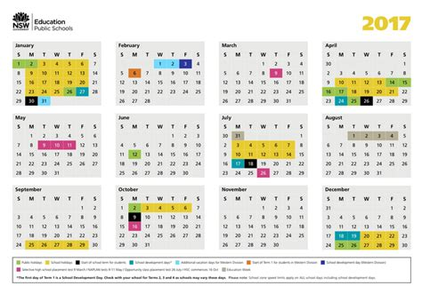 printable calendar 2018 nsw nsw school holidays 2018 calendar