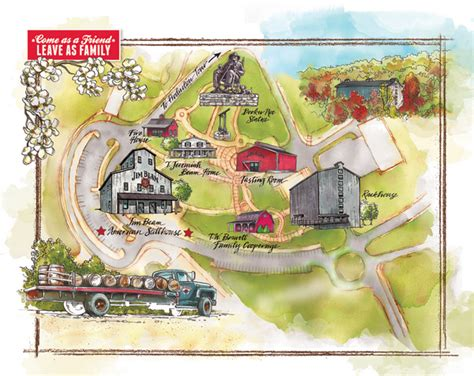 kentucky brewery map some of the best distillery tours around tourist meets
