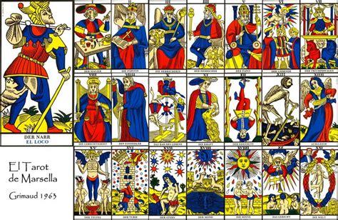 diferentes tiradas de tarot de marsella tarot de marsella tirada de tres cartas