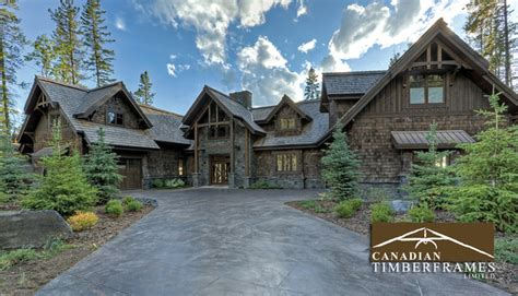 custom timber frame homes