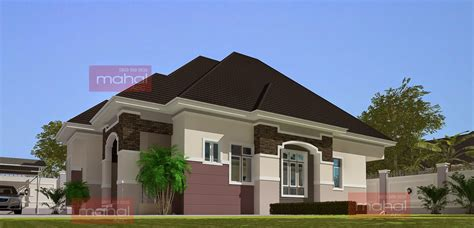 Floor Plans For Duplexes 3 Bedroom Contemporary Nigerian Residential Architecture 3 Bedroom