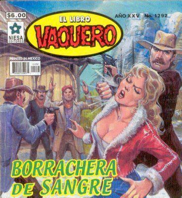 libro pulp el libro vaquero borrachera de sangre pulp pulp fiction book pulp art and