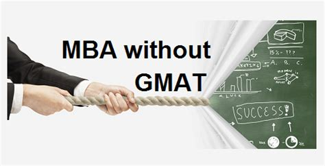 Mba Without Gmat trending and top courses to study abroad