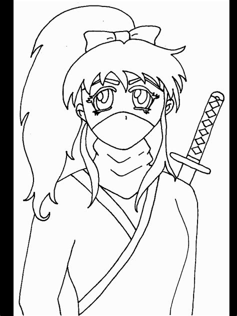 coloring pages of ninja warriors ninja warriors coloring pages birthday printable