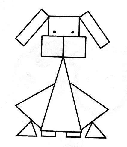 figuras geometricas que se utilizan en estructuras figuras para colorear