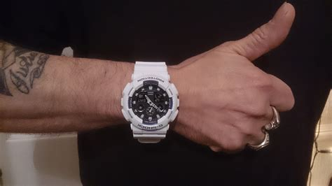 G Shock Gg1000 Black White s casio g shock alarm chronograph ga 100b 7aer