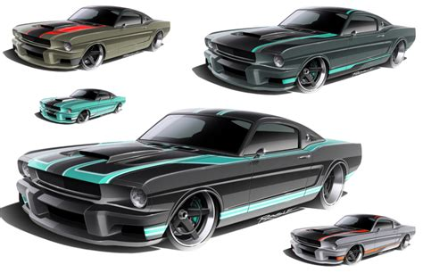 mustang designs mustang archives ragle design