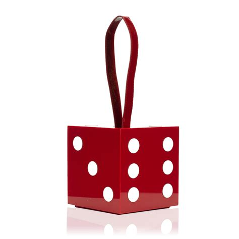 Lulu Guinness This Is The Purse by Lulu Guinness Dice Bag In Lyst