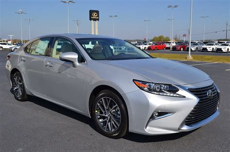 used lexus es 350 pre owned 2017 lexus es es 350 4dr car in macon l18030a