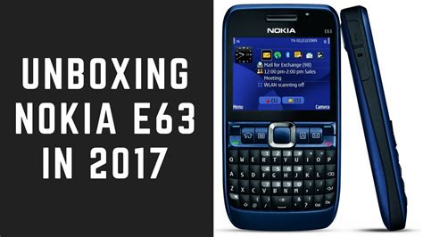 download youtube untuk nokia e63 unboxing nokia e63 in 2017 refurbished device from ebay