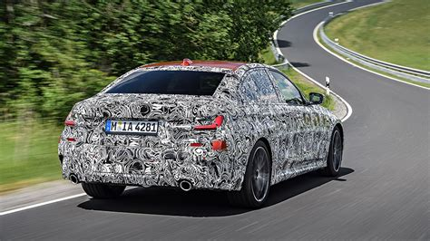 Bmw 3 2019 Test Drive by 2019 Bmw 3 Series Prototype Road Test Review Autoblog