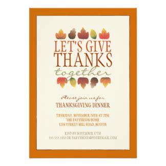 thanksgiving potluck invitation templates potluck invitations amp announcements zazzle