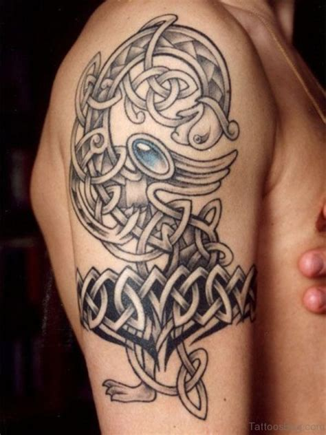 celtic tribal shoulder tattoos 88 modern shoulder tattoos for