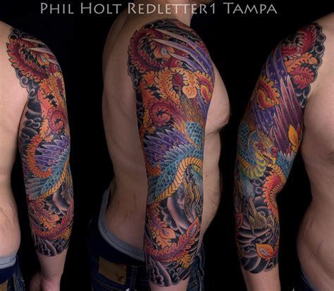 pheonix tattoos sleeve 119 japanese pheonix sleeve tattoos