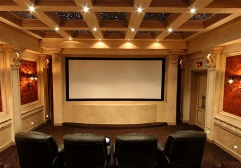 home theater screens how to the best home theater screen electronic house