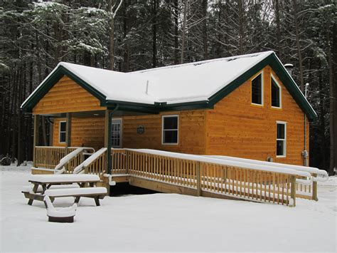 hominy ridge lodge cabins in cook forest pa