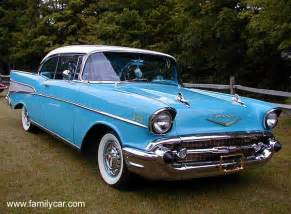 vintage cars on bel air cars and trucks