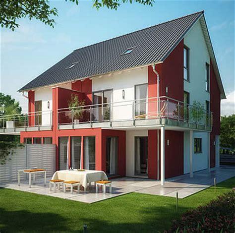 Bauhausstil Mit Satteldach by Moderne Doppelh 228 User Satteldach Emphit