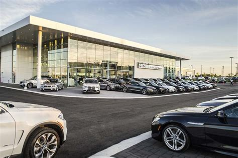 bmw dealership renowned designer ferris rafauli designs exclusive