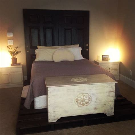 pinterest pallet headboard pinterest projects pallet bed frame pallets sanded down