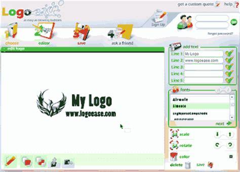 free logo design application تحميل برنامج logo ease مجانا