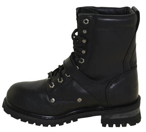 harley davidson s faded boots 91003 black ebay