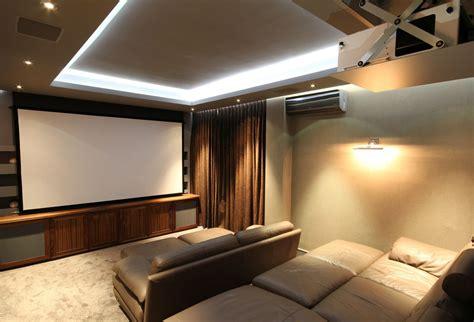 home automation study control4 home cinema