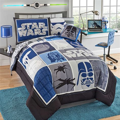 star wars queen size bedding star wars bedding for kids