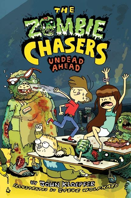 the chaser books the chasers 2 undead ahead kloepfer