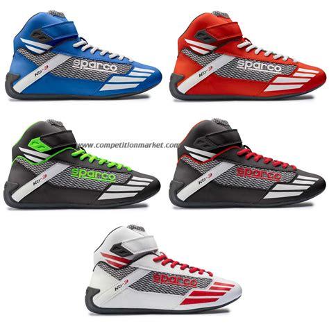 motor racing footwear kart shoes