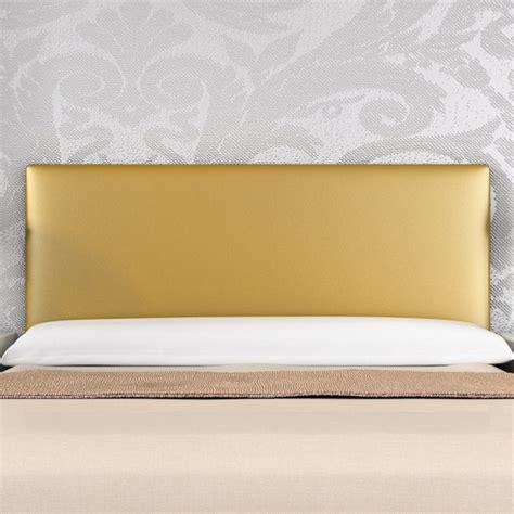 basic headboard headboard mod basic 180 cm gold sleepens