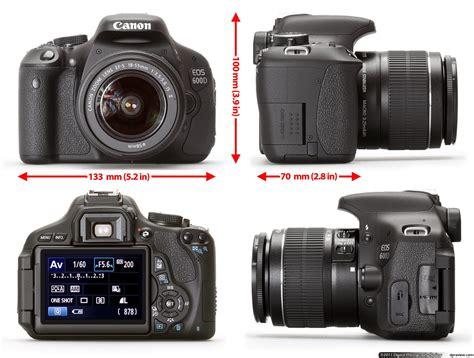 Kamera Canon Eos 600d Kit 18 135mm harga kamera dslr 2014