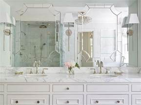 bathroom vanity with top and mirror mirror on top of vanity mirror transitional bathroom