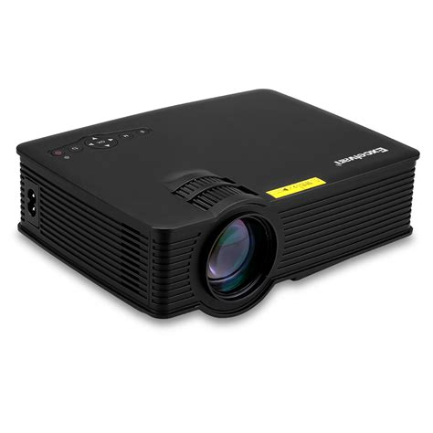Proyektor Mini Hdmi mini portable led hd projector hdmi usb 1080p home theater