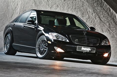 inden design mercedes s500 4matic car tuning