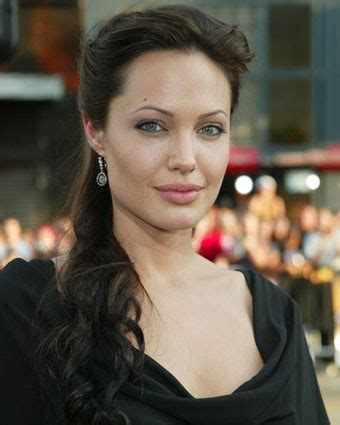 celebrity hair tracker: angelina jolie...before and after