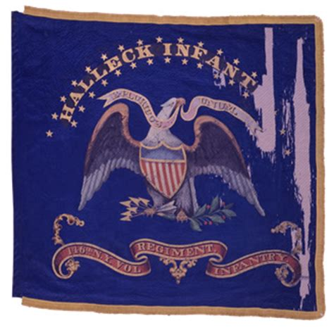146th ny volunteers, regimental color ny military museum
