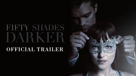 fifty shades of grey book vs movie youtube see the first fifty shades darker trailer ponder its