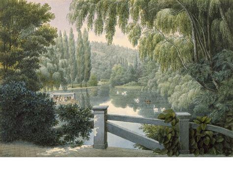 Tapisserie Panoramique by Papier Peint Panoramique Lac Des Cygnes 2 Papiers De