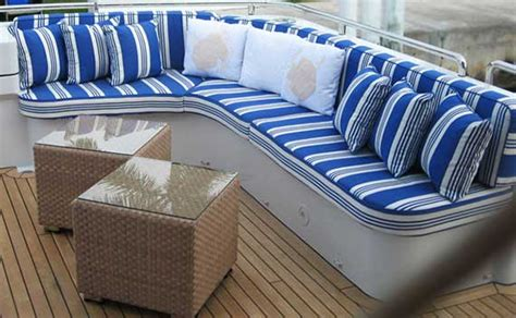 Boat Interior Fabric by Marine Canvas Yacht Upholstery Ft Lauderdale