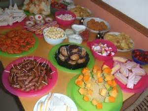 Party Food by Guilty Pleasures Kitsch Party Food Would Like To Eat