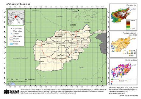 afghanistan base map as of 14 feb 2006 afghanistan