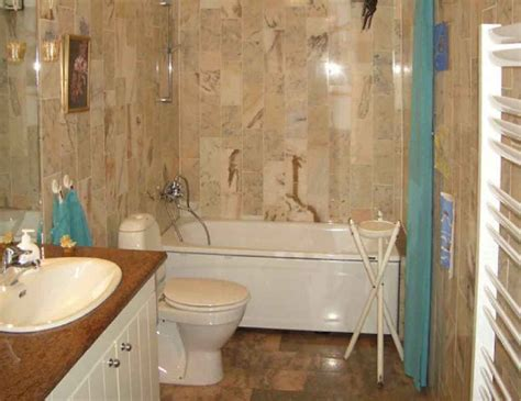 Ceramic Tile Bathroom Brown Bathroom Tile