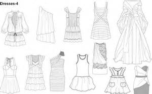 Clothing Templates For Illustrator by Illustrator Fashion Templates For Garment By