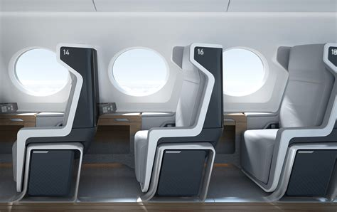boom interieur boom supersonic airline interior on behance